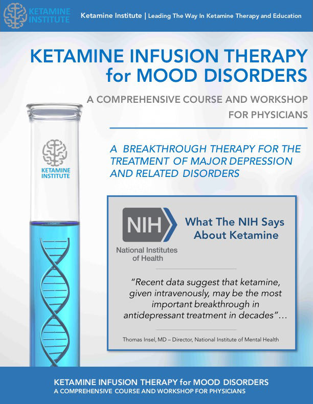 Ketamine Clinic Florida - Director, trained in prestigious medical