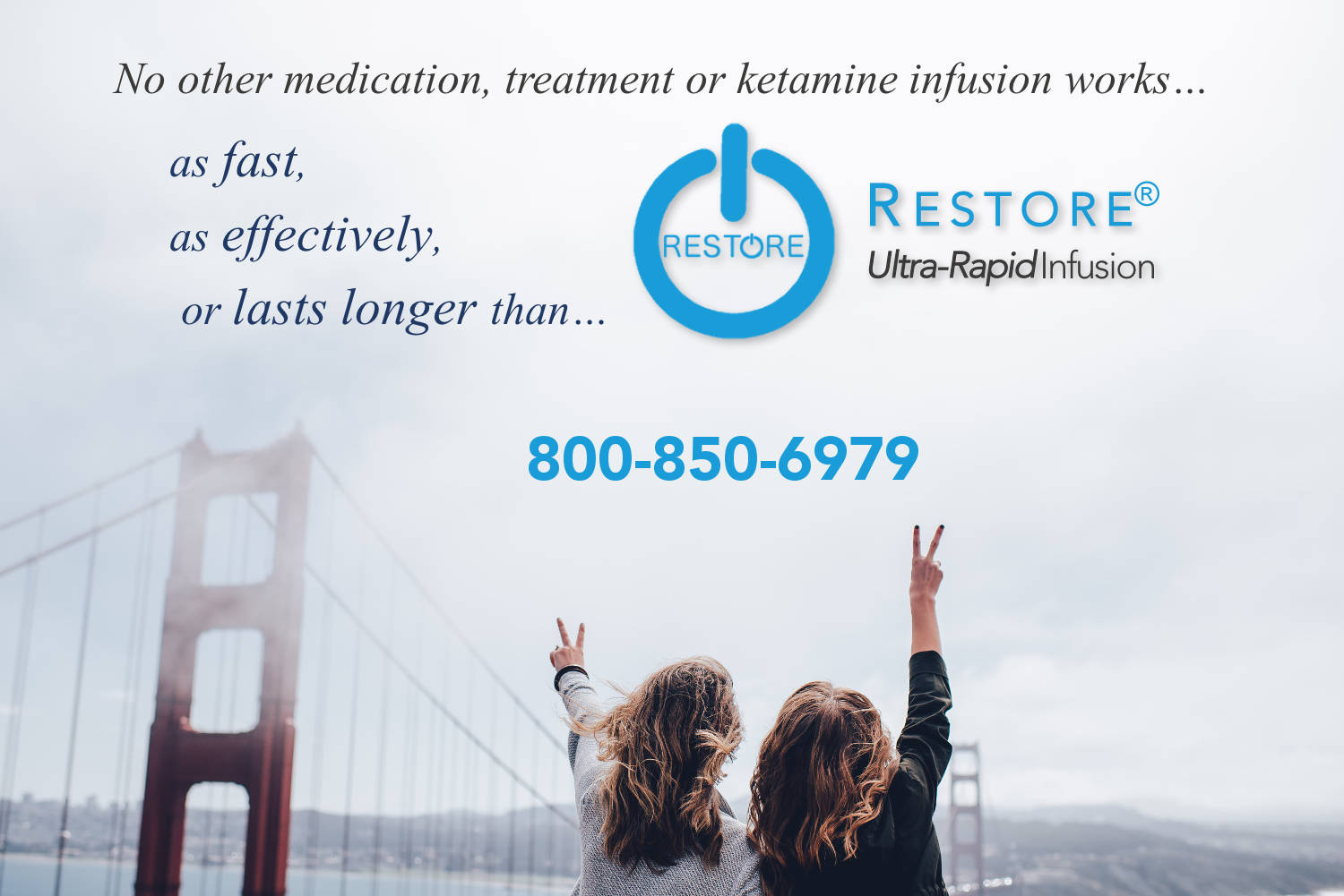 Be Restored-Call Us Today!