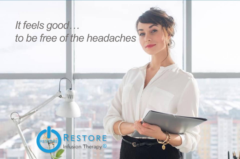 Migraine relief