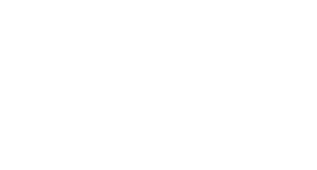 KI White Brain Logo Horizontal