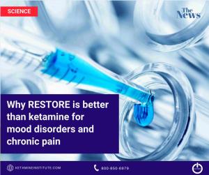 RESTORE is better than ketamine