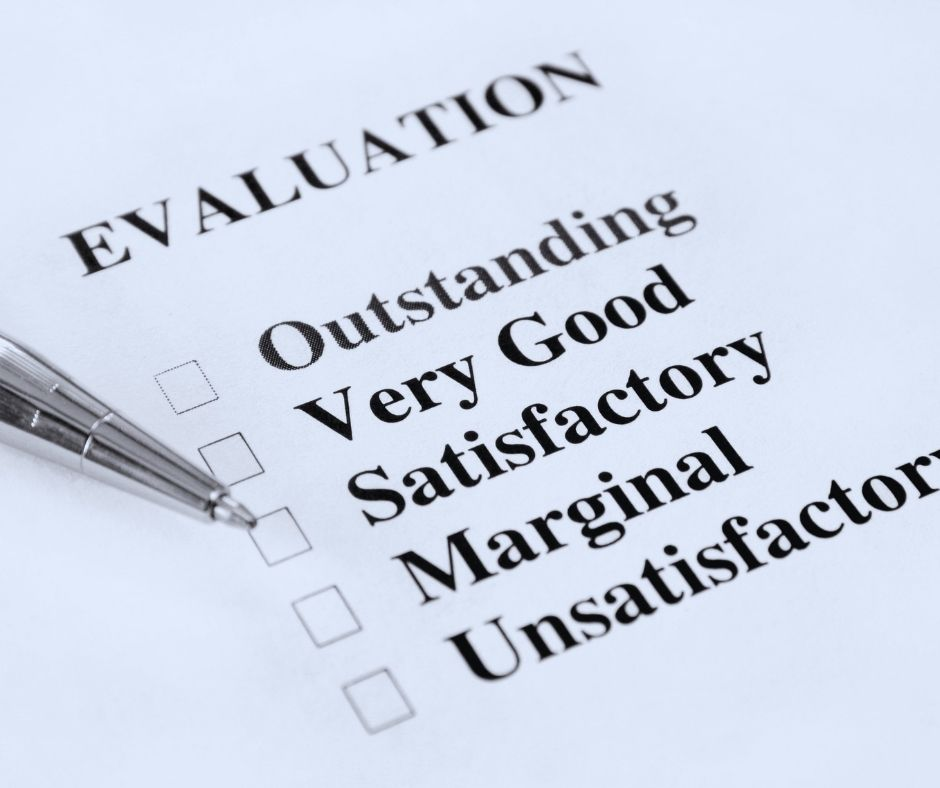 The ketamine infusion evaluation process