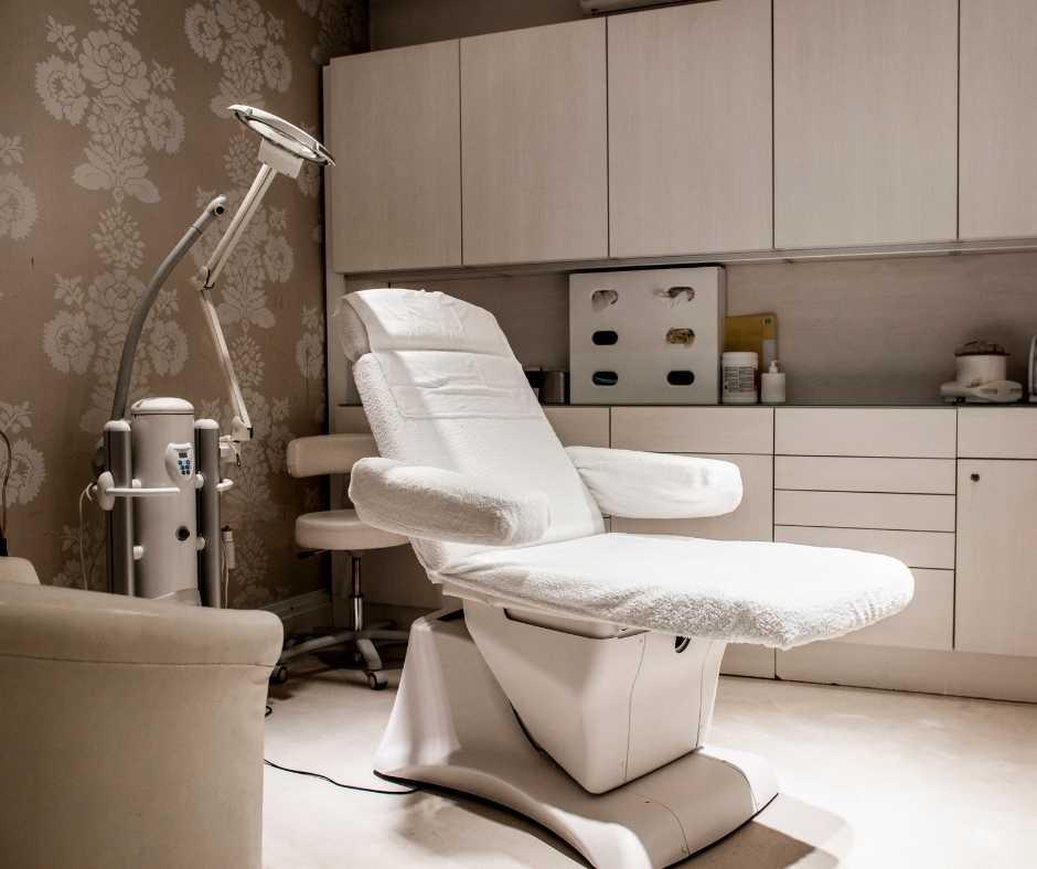 Ketamine infusion room